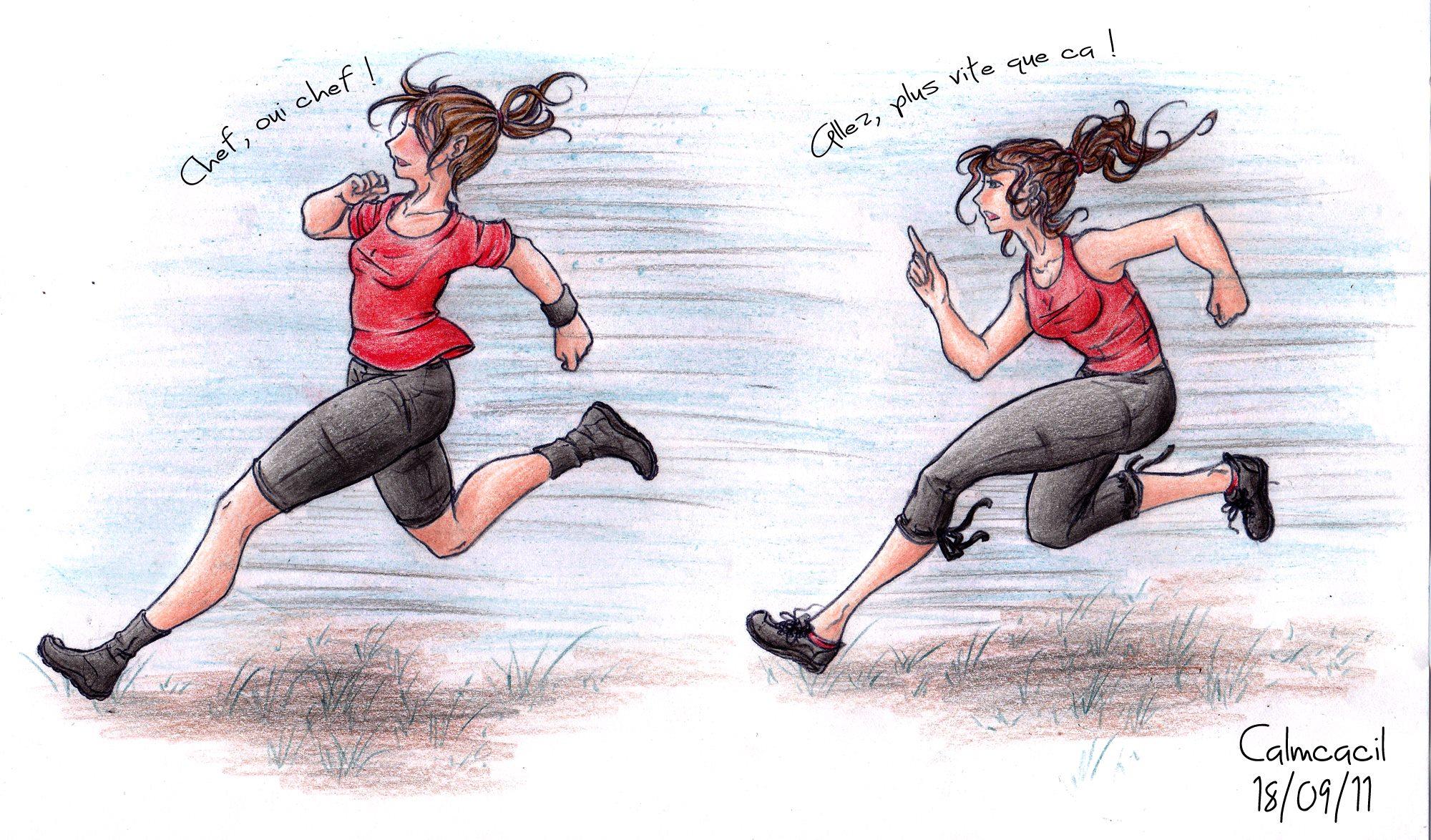 Run, Run !
