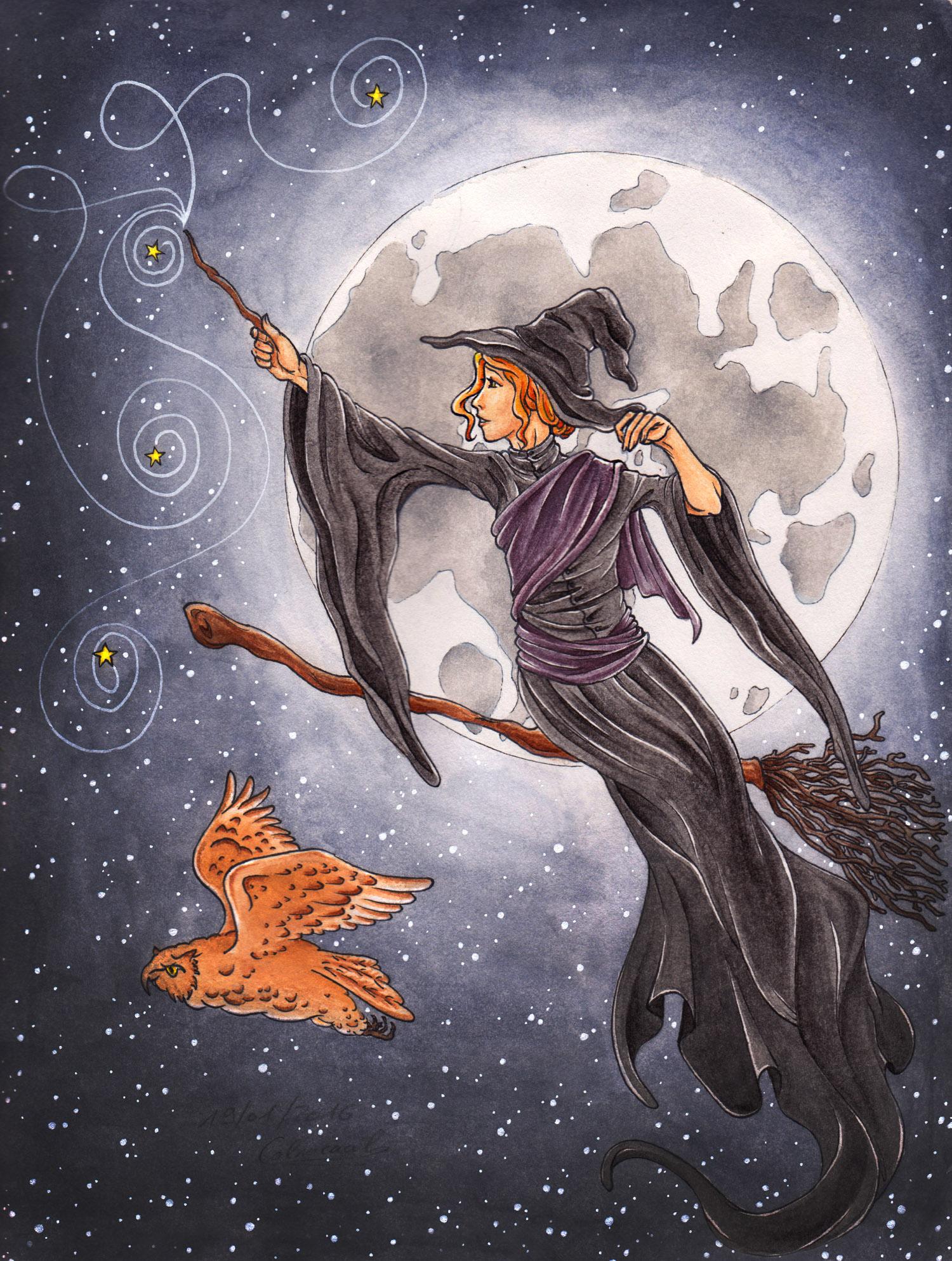 Un soupçon de magie