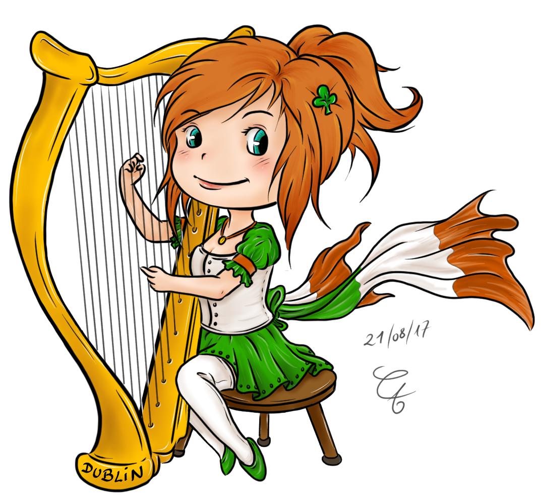 Chibi - Voyage en Irlande