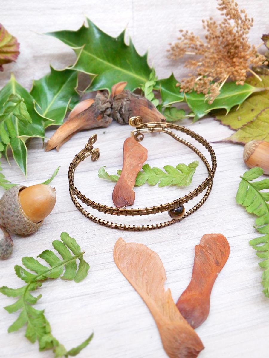 """Bracelet """"Oeil d'Horus"""""""