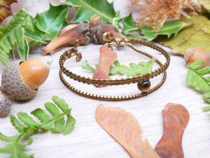 Bracelet «Oeil d'Horus»