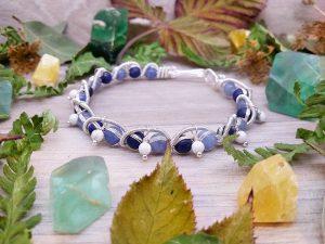 Bracelet «Mythe de la cascade gelée»