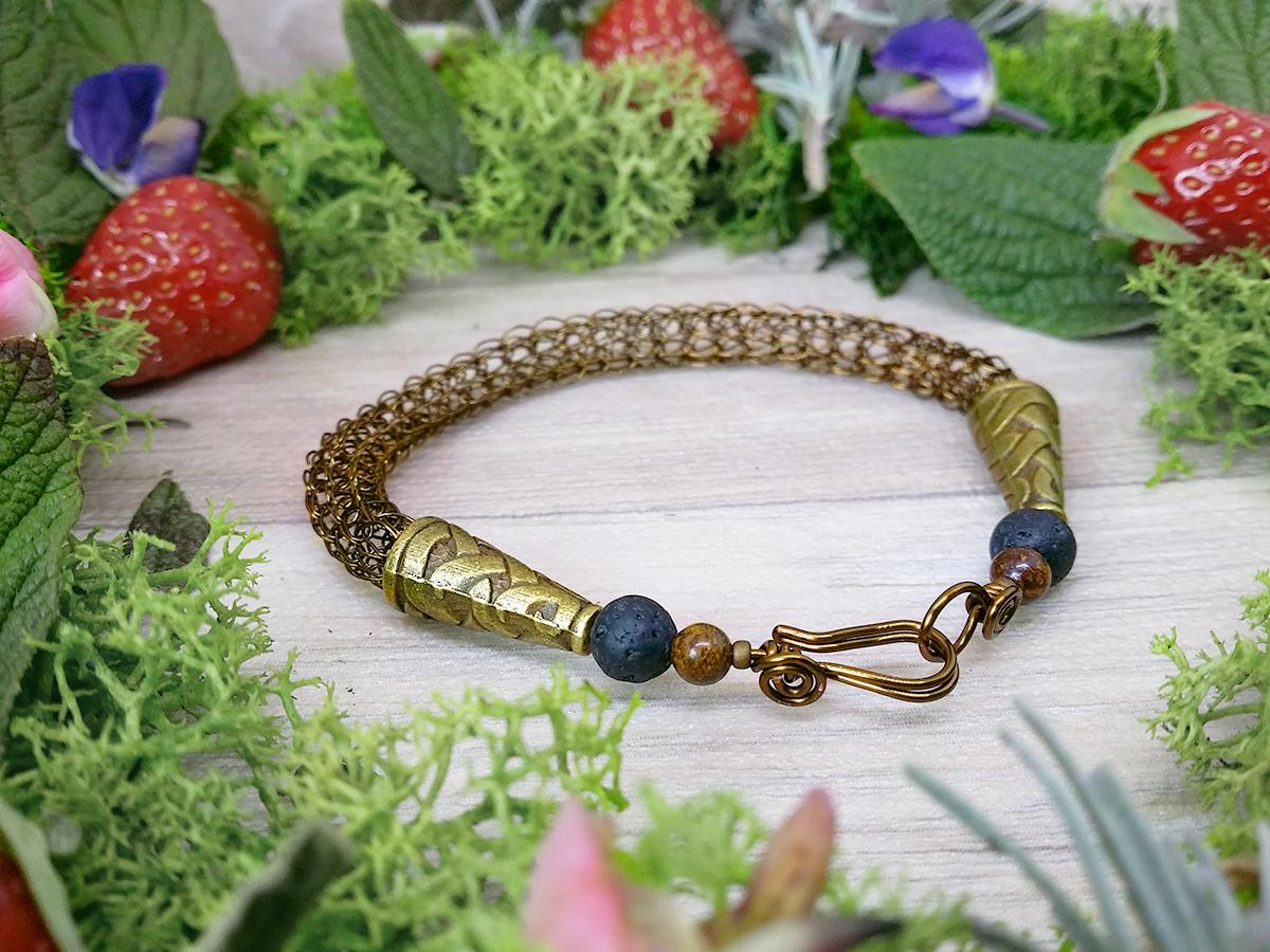 "Bracelet ""Esprit viking – Alrun"""
