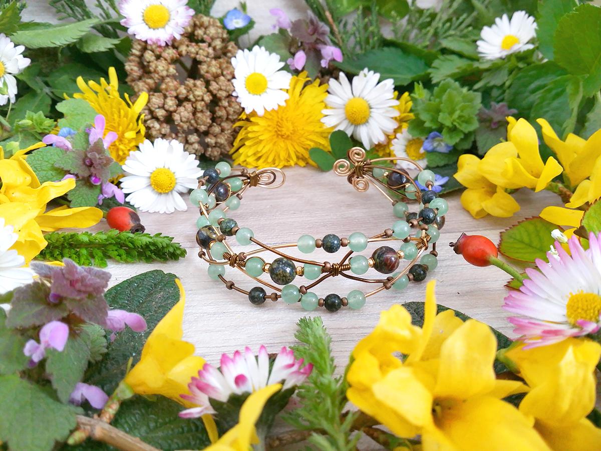 """Bracelet """"Poignets d'Artemis"""""""