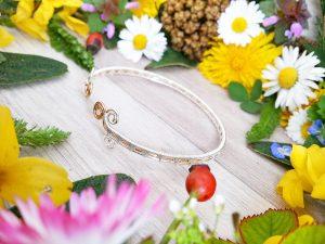 Bracelet «Tressage antique – Abhain»