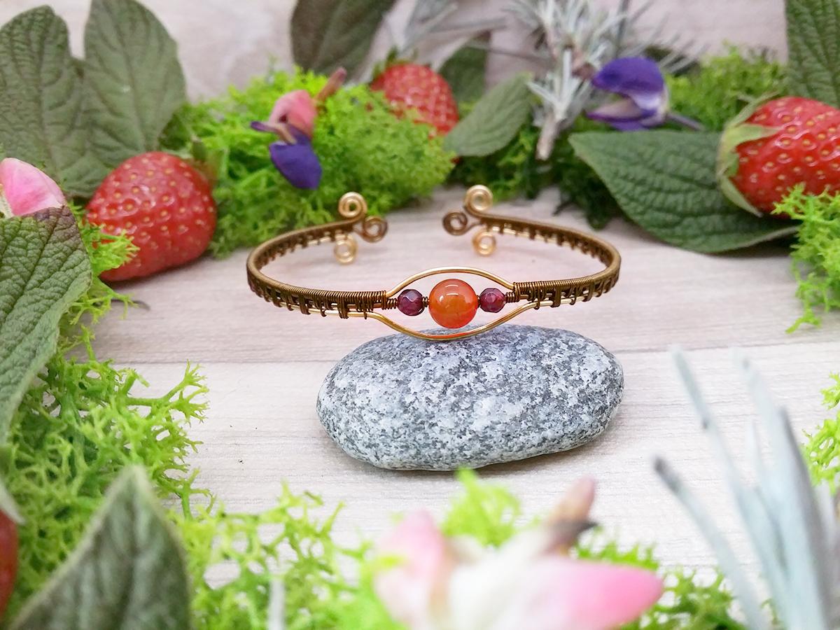 """Bracelet """"Secret Antique – Arath"""""""