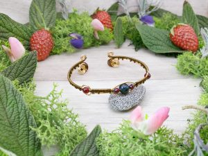 Bracelet « Secret du Brasier »