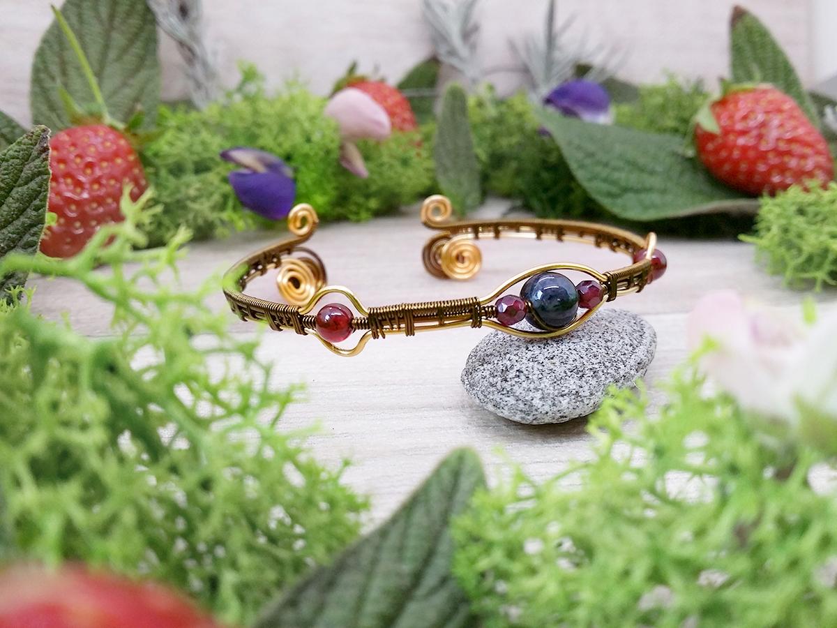 """Bracelet """"Secret du Brasier"""""""