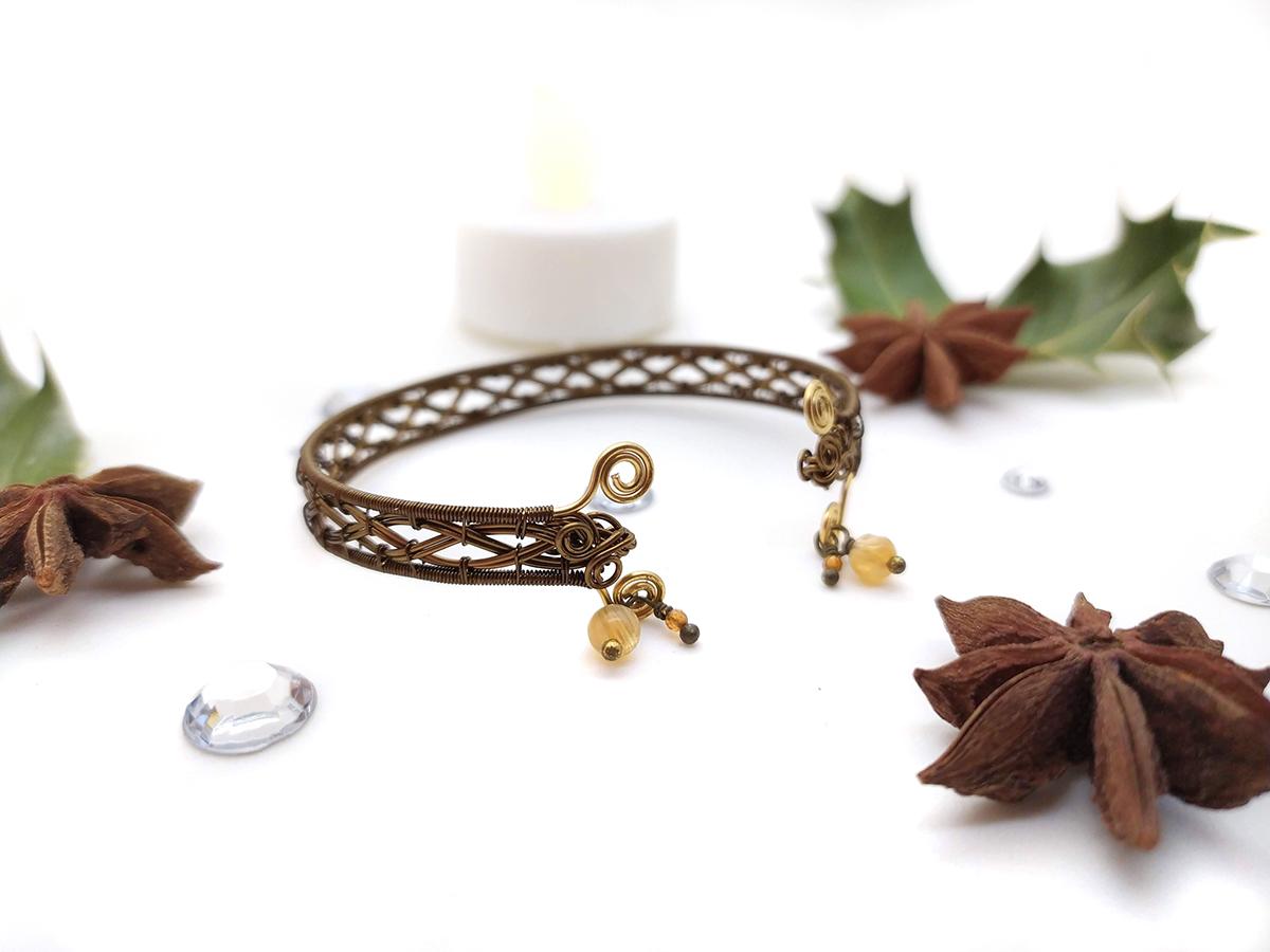 """Bracelet """"Rêve celtique"""""""