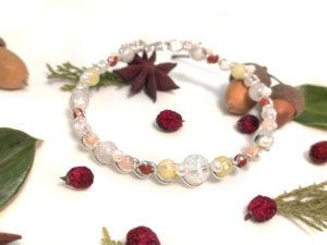 Bracelet «Mythe de la douceur»