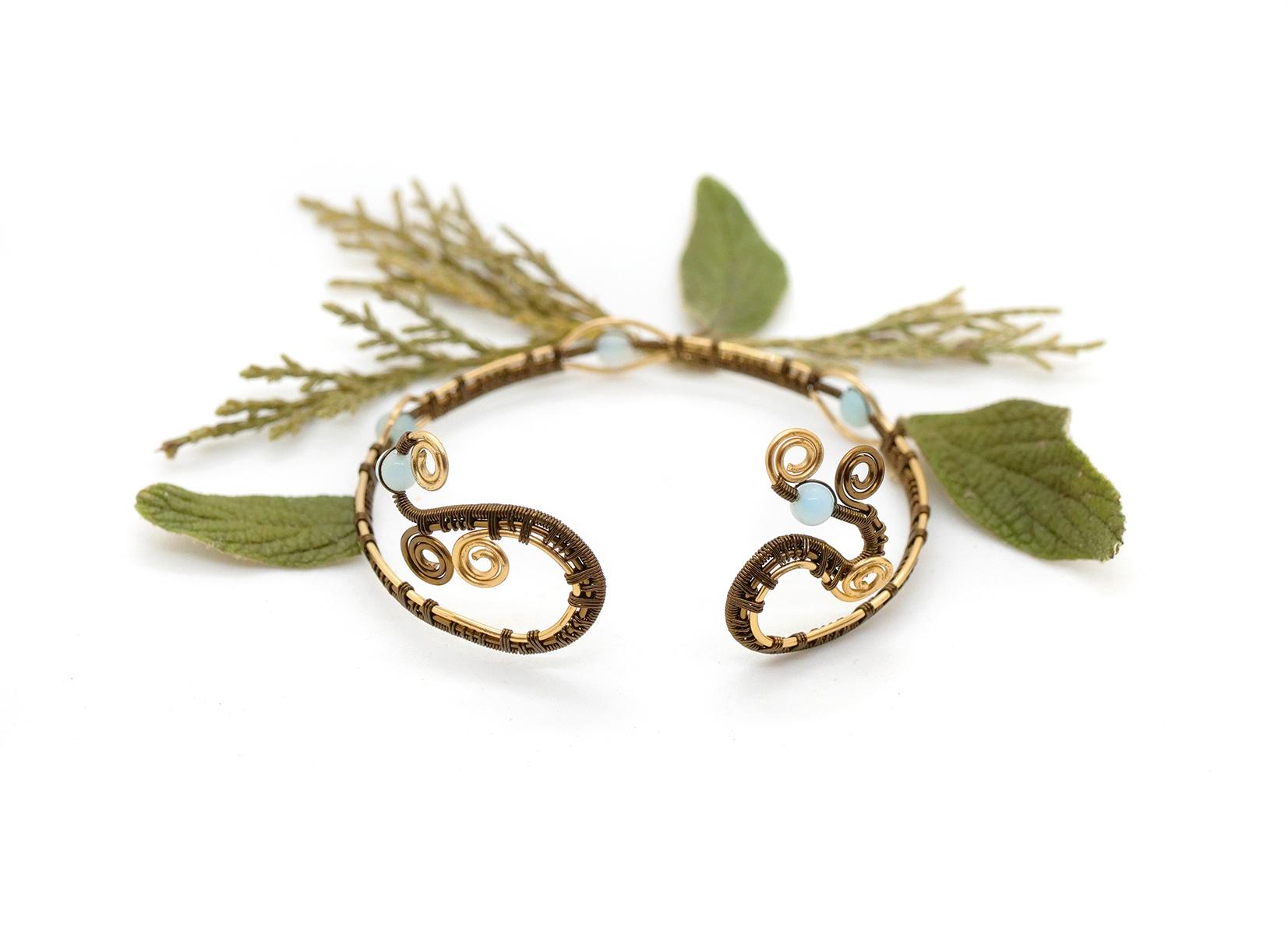 """Bracelet """"Secret des Landes Gelées"""""""