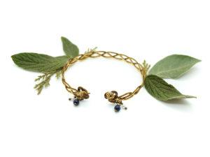 Bracelet «Envolée Celtique» double