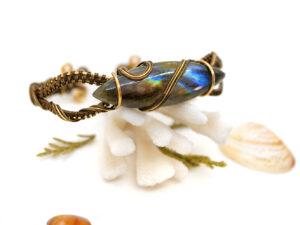 Bracelet «Courroux de Cymopolée»