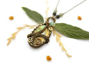 Collier «Les Eaux de la Mangrove»