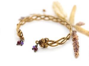 Bracelet «Envolée celtique – triple»