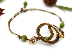 Bracelet «Jörmungandr»