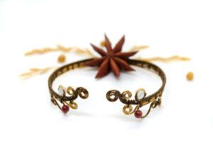 Bracelet «Noblesse souveraine»